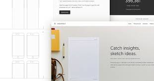 Print A Sheet Of Graph Paper Sneakpeekit Printable Sketch Sheets For Design Wireframing