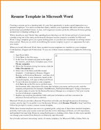 Odt Resume Template Resume Template Libreoffice New Best Odt Template S Entry Level 1