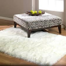 fur rug faux fur rug grey grey faux fur rug kmart