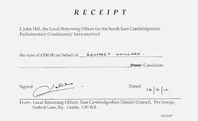 Deposit Receipt Sample Rental Deposit Receipt Receipts Template Rent Ireland Return Sample