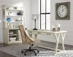 gray home office. Home Office Set. Jonileene White And Gray Set
