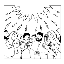 Small Picture Downloads Online Coloring Page Holy Spirit Coloring Page 29 On