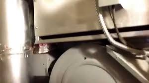 how to change a motor on a dexter dryer
