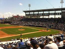 George M Steinbrenner Field Section 217 Home Of New York
