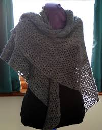 Free Shawl Crochet Patterns Extraordinary Anna's Shawl A Free Crochet Pattern Christina's Country