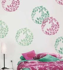 diy painting walls20 Beautiful DIY Interior Decorating Ideas Using Stencils and