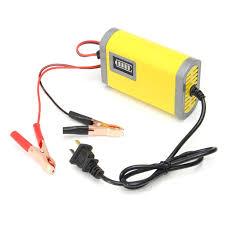 Bộ sạc bình ắc quy tự động 12V 2A với đèn LED cho xe máy, Giá tháng 11/2020