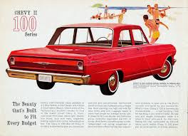 All Chevy chevy 2 : Car Style Critic: Corvair Insurance: 1962 Chevrolet Chevy II