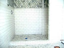gray beveled subway tile grey shower home depot bathrooms subway tile in shower