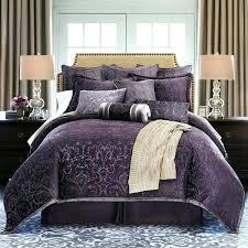 velvet comforter queen purple elegant sets king size best ideas on intended for red