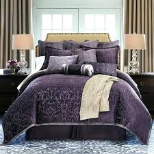 velvet comforter queen purple elegant sets king size best ideas on intended for red