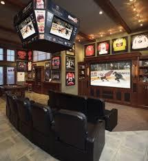 basement sports bar. Scintillating Sports Bar Decor Ideas Contemporary Best Basement