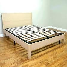 Slatted Bed Frame Queen Queen Size Bed Slats Slatted Bed Frame Queen ...