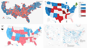 Midterm Elections 2018 Results Chart Anychart 2018 Midterm Election Results In Data