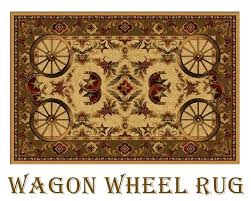 western style rugs area