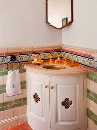 Corner Bathroom Sink Cabinets Bathroom Custom Corner Bathroom Sink Cabinet Mixed With Tall