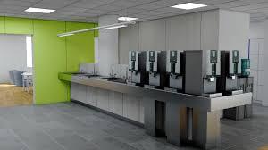 Office Kitchen Office Kitchen Specialists Vanilla Concrete