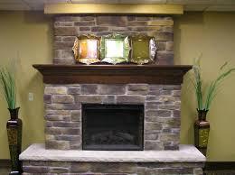 fireplace mantels ideas stone