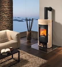 Komfortable Und Vielseitige Rika Design Kaminöfen Für