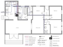 Plumbing Construction Interiors Tap System Pump Details