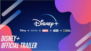 FIRST LOOK: DISNEY PLUS TRAILER | MARVEL, STAR WARS, PIXAR, THE SIMPSONS,  THE MUPPETS, MOANA & MORE - YouTube