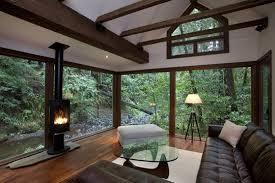 Hasil gambar untuk house in forest