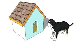 easy dog house plans luxury unique build free