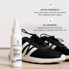 Most Effective All Natural Shoe Deodorizer Spray and ... - Amazon.com