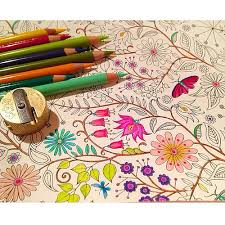 Image result for secret garden coloring