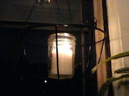 outdoor votive candle chandelier chandelier