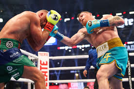 Canelo vs Saunders full fight video highlights main event and undercard -  Bad Left Hook