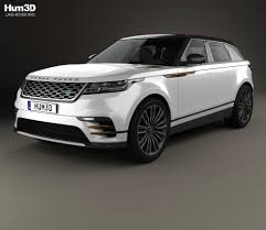 2018 land rover velar white. perfect velar land rover range velar 2018 3d model intended land rover velar white
