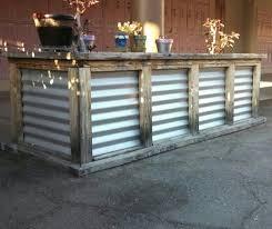 diy rustic bar. Perfect Rustic Rustic Wooden Pallet Bar More And Diy Bar H