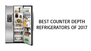 What Is The Depth Of A Counter Depth Refrigerator Best Counter Depth Refrigerator 2017 Top Counter Depth