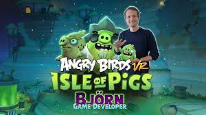 Angry Birds VR: Isle of Pigs – Dev Chat - Creepy Climb with Björn, Game  Developer: Steam-News