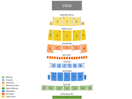 Detroit Opera House Seating Chart Events In Detroit Mi