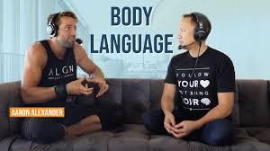 How Body Language Influences Your Brain | Aaron Alexander & Jim Kwik -  YouTube