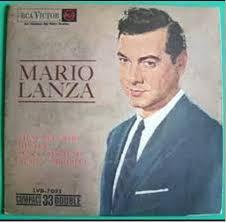 7-Mario Lanza – com orquestra regida por Paul Baron (RCA Victor / data desconhecida) - imagem