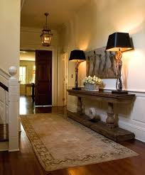 Entry Hall Table Decor Photos Gallery Of Cool Ideas For Modern Entryway