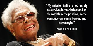 Maya Angelou Famous Quotes Beauteous 48 Pieces Of Advice From Maya Angelou Business Insider