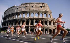https://atletismodefondo.wordpress.com/ Maratón de Roma 2014