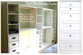 build your own closet organizer ikea how to build your own closet organizer enchanting ideas build