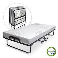 twin memory foam mattress. Brilliant Foam Milliard Diplomat Folding Bed Twin Size With Luxurious Memory Foam Mattress  And Super Strong 75 X On
