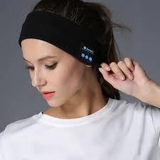 Faixa de Cabelo Integrada com Fones de Ouvido via Bluetooth - CN (Orig -  Wizue - O futuro está aqui!
