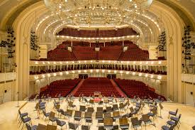 Symphony Center Seating Chart Chicago Detroit Music Hall Online Charts Collection