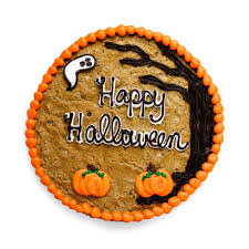Message Cookie Designs Halloween Cookie Cake The Great Cookie