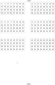 Estremamente Giochi Con I Numeri Per Bambini Da Stampare Rv03 Pineglen