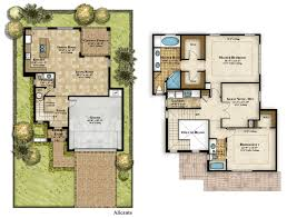 home architecture bedrooms floor plans story basement the two y house design craftsman beach style pact
