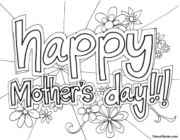 Small Picture Impressive Happy Mothers Day Coloring Pages Be 7427 Unknown