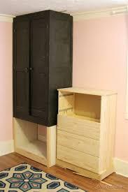woodworking plans build dresser in closet pdf plans